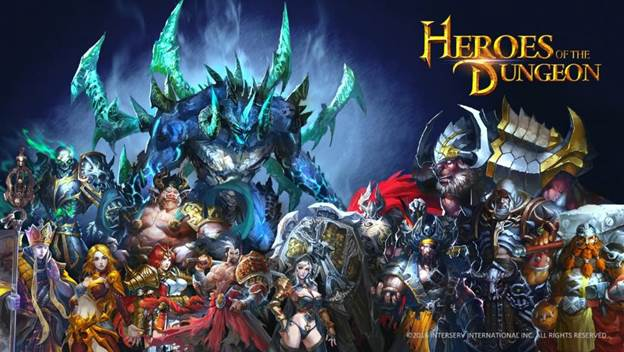 Heroes of the Dungeon Action RPG Mobile Game Begins Beta! 7