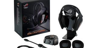 ASUS ROG Announces Centurion 7.1 Headset 2