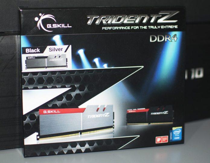 G.Skill Trident Z 3200MHz CL14 Review - 16GB (2x8GB)