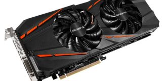 GIGABYTE GTX 1060 G1 Gaming Review 2