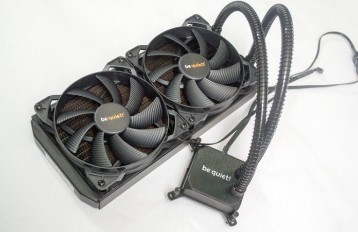 be quiet! Silent Loop 280mm AIO CPU Cooler Review 18