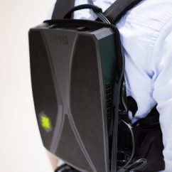 Backpack Chairs Wishbone Dining Chair Nz Xmg Introduces The Walker Vr | Play3r