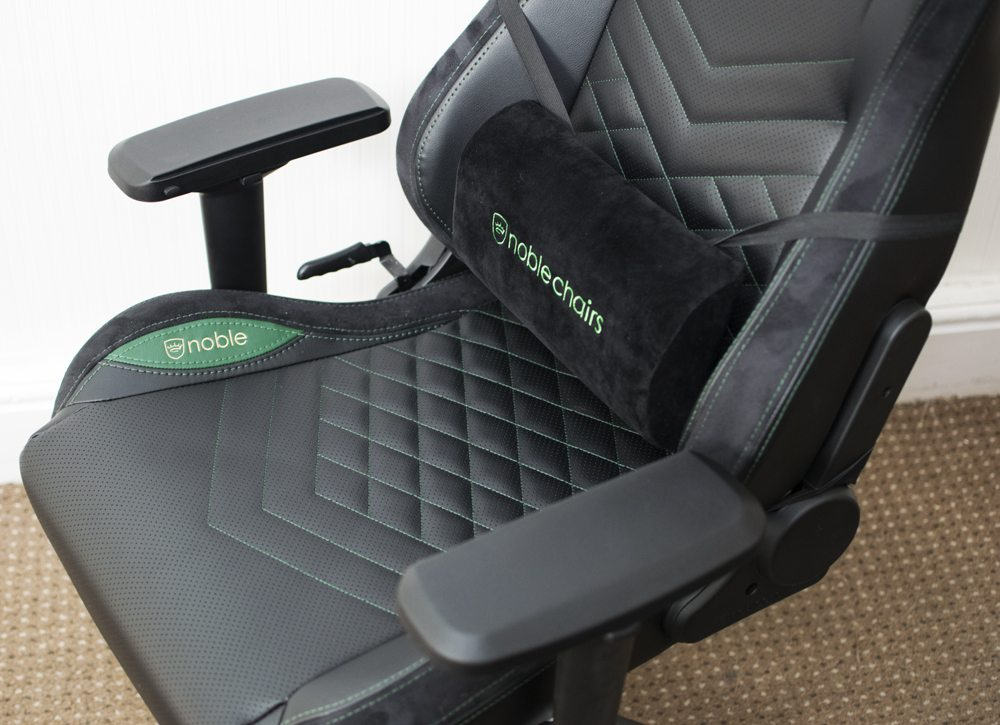 black leather chair and a half covers linens pittsburgh noblechairs epic review | play3r page 3
