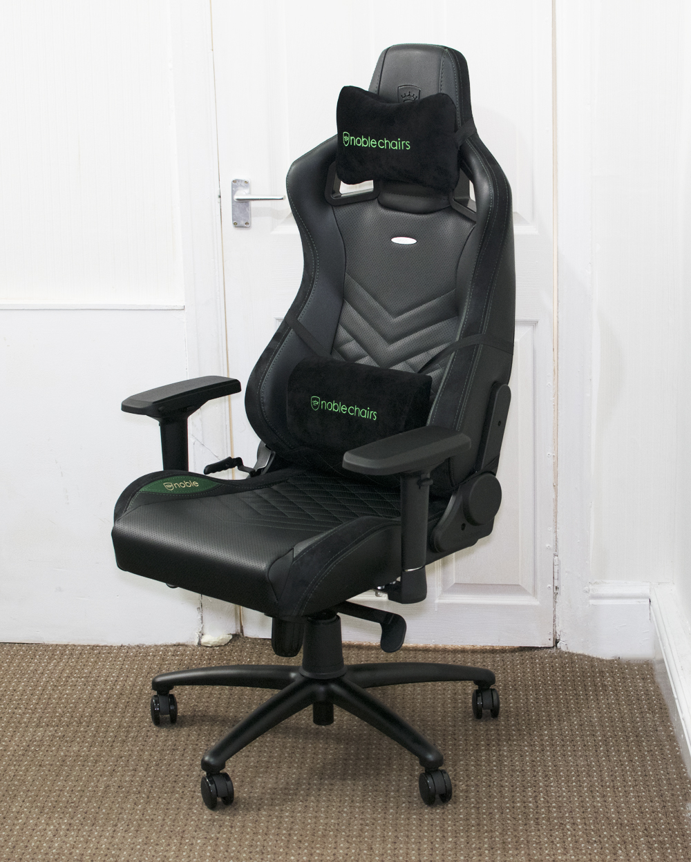 Gaming Chair For Big Guys Noblechairs Epic Chair Review Play3r
