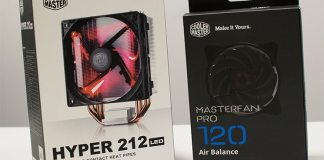 Cooler Master Hyper 212 LED Review 12
