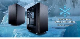Fractal Design launch new Define C series