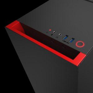 NZXT S340 PC Case