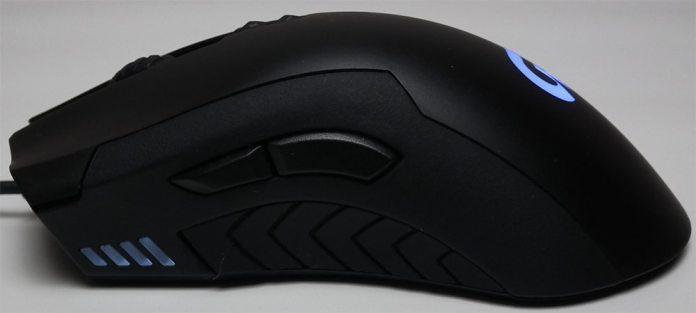 Gigabyte XM300 Side Close Up