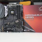 ASUS ROG Maximus IX Hero Z270 Motherboard Review