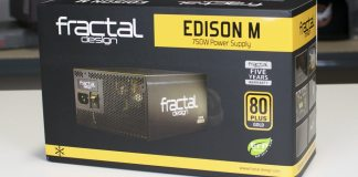 Fractal Design Edison M 750W Power Supply Review 9