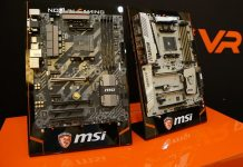 Sneaky Photos Taken Showing MSI's New AM4 Motherboards 1