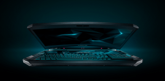 Acer's Highly-Anticipated Predator 21 X Gaming Laptop, Featuring the World's First Curved Screen Notebook, Shipping This Quarter 1