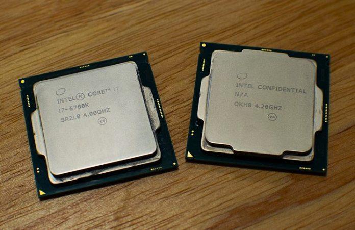 Intel Core i7-7700K Kaby Lake CPU Review - i7-7700K vs i7 6700K (Z270) 16