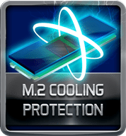 m2 cooling protection