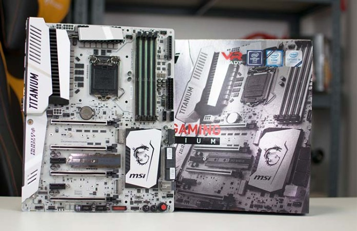 MSI Z270 XPOWER GAMING TITANIUM Motherboard Review