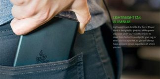 Razer Power Bank Cover Photo