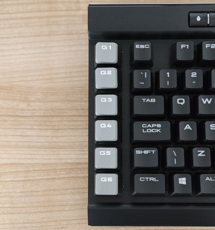 Corsair K95 RGB Platinum Mechanical Keyboard Review | Play3r