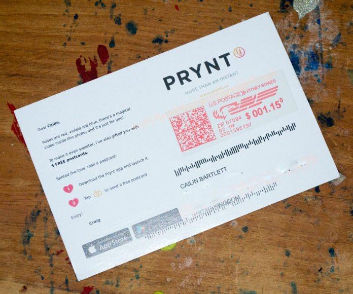 prynt-postcard