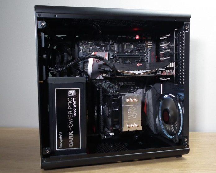 Raijintek Thetis Build1