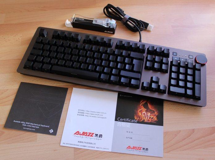 ak60 box contents