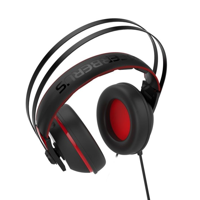 Cerberus V2 gaming headset_red_headband-1