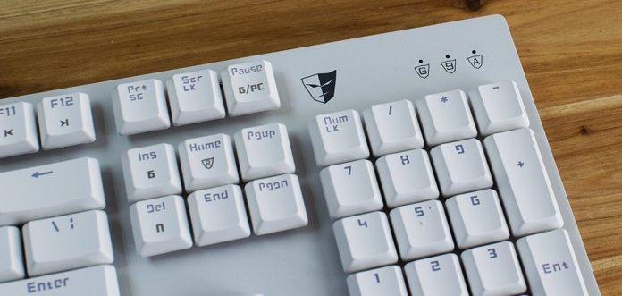 Tesoro GRAM Spectrum RGB Mechanical Keyboard 3