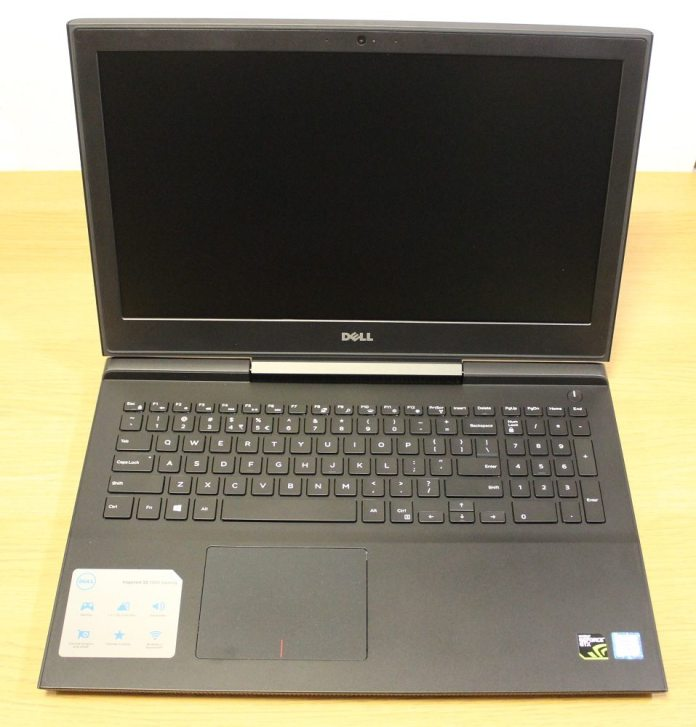 dell inspiron 15 7000 open