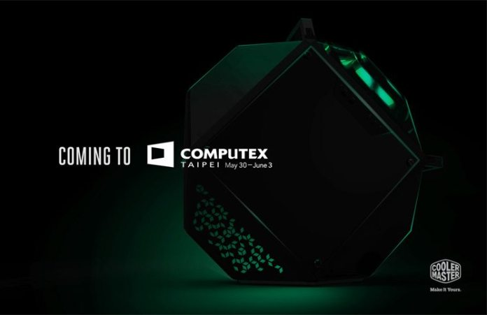 Cooler Master Computex Case #3 Teaser Feature