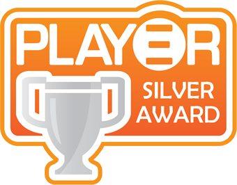 Play3r Silver Award