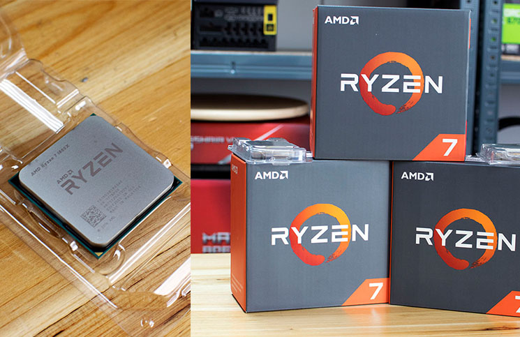 AMD Ryzen 7 1700, 1700X and 1800X CPU Review | Play3r