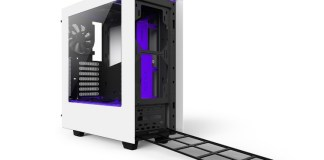 NZXT S340 White Feature