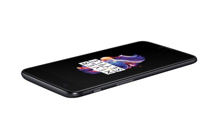OnePlus 5 SlateGray Feature