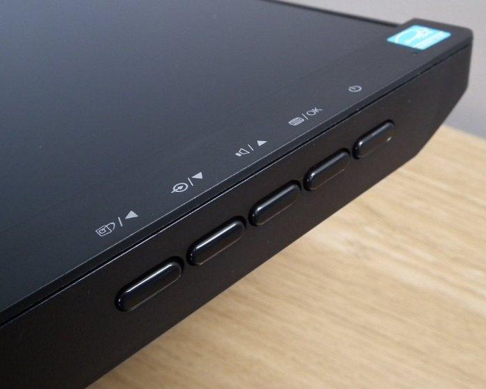 Philips 273V7QDAB Controls