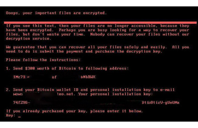 Ransomware Feature