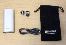sandberg earbuds powerbank featured