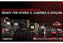 BIOSTAR RYZEN 3 Compatibility Feature