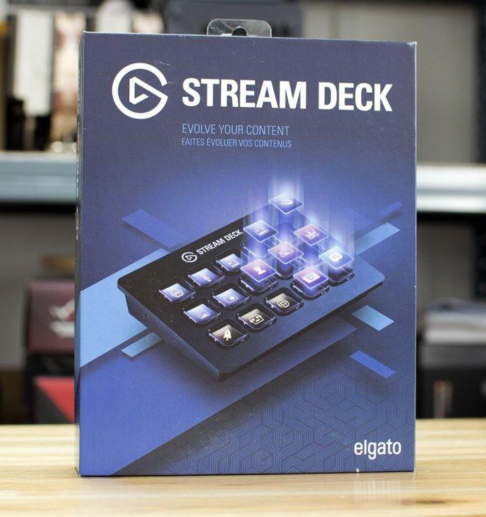 Elgato Stream Deck Box
