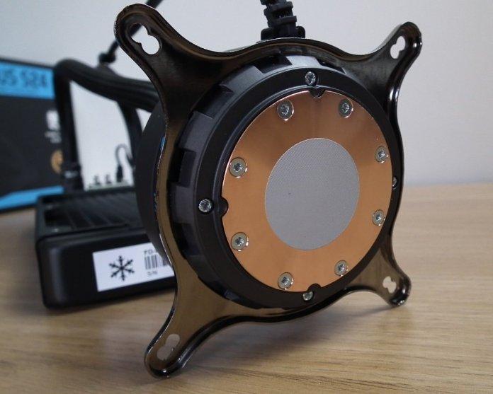Fractal Design Celsius S24 Baseplate