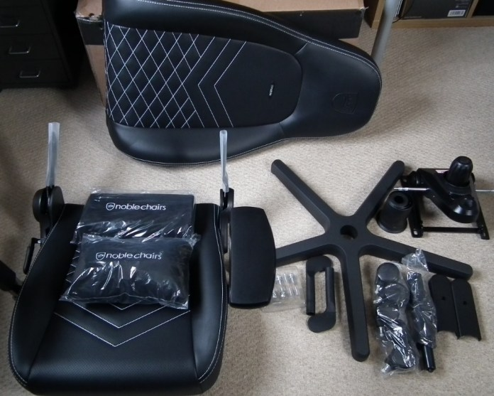 noblechairs ICON contents