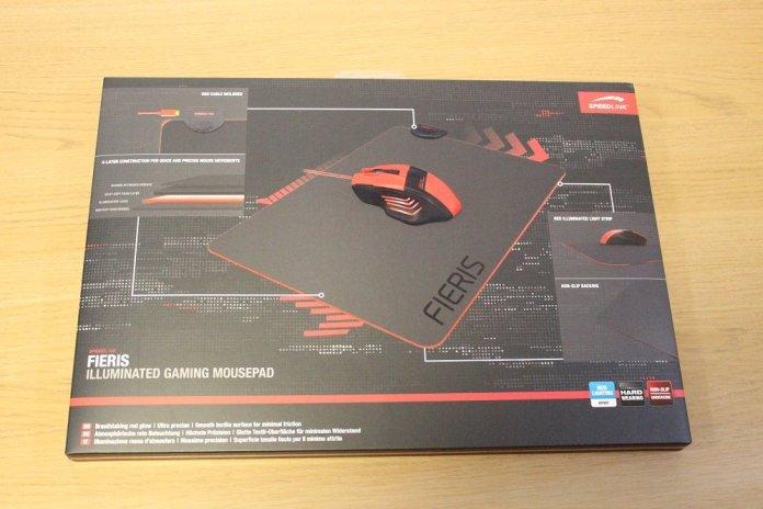 speedlink fieris box front