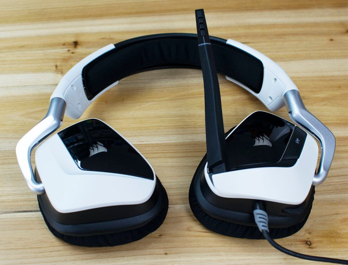 Corsair VOID PRO USB RGB Gaming Headset Review 2