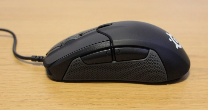 ss rival 310 left view
