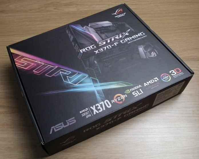 ASUS Strix X370F Box