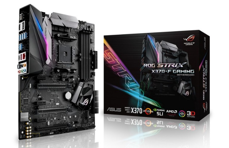 Terrific Asus Strix X370 F Motherboard Review Unemploymentrelief Wooden Chair Designs For Living Room Unemploymentrelieforg