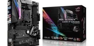 ASUS Strix X370F Feature
