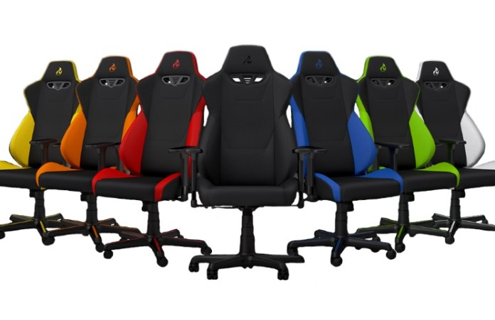 Nitro Concepts release the new S300 gaming chair