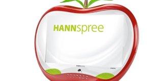 HANNSapple angle screenshot