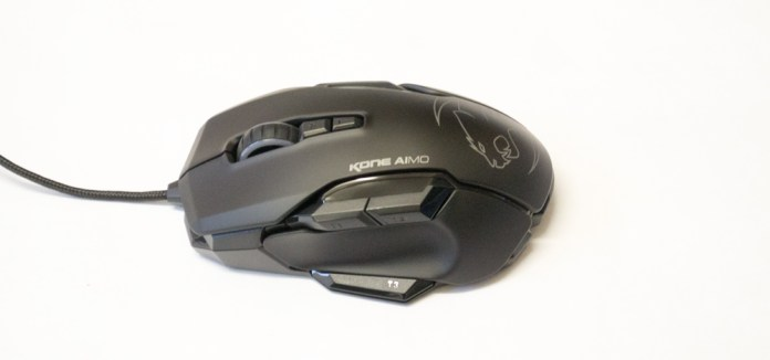 ROCCAT Kone AIMO Mouse Side Left