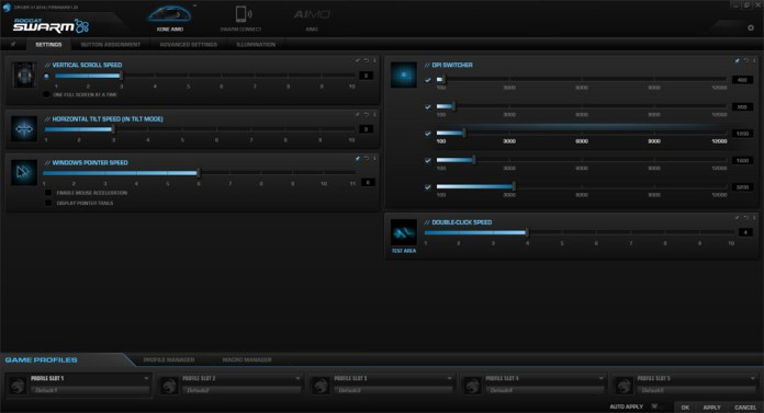 ROCCAT Swarm Kone Settings (1)