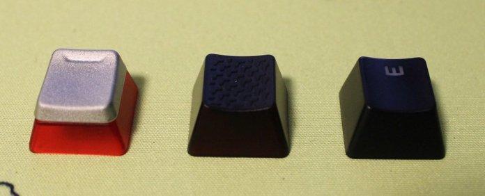 keycap types